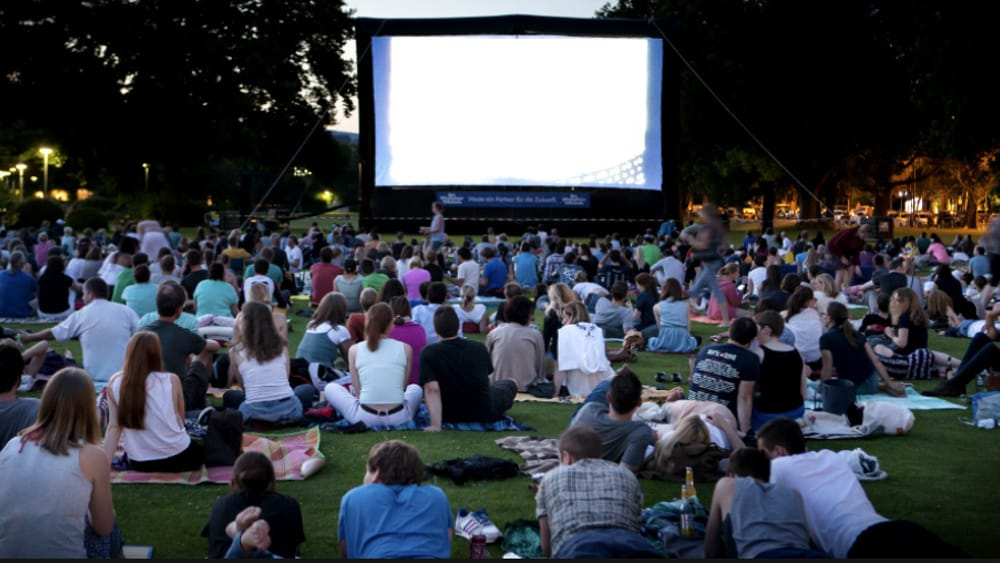 Cinema all'aperto: si parte! - Qui Bollate Online